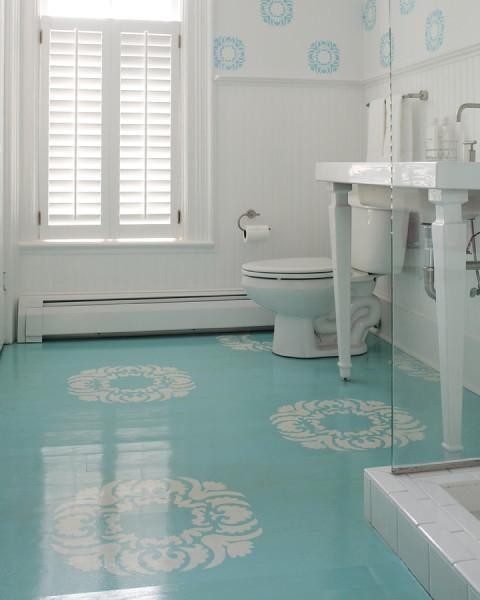 Bathroom Flooring modern-bathroom