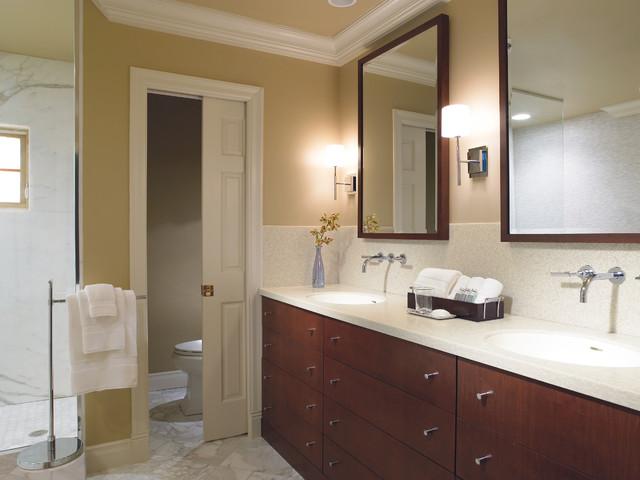 900 Pearl Mica Formica 174 Solid Surfacing Bathroom
