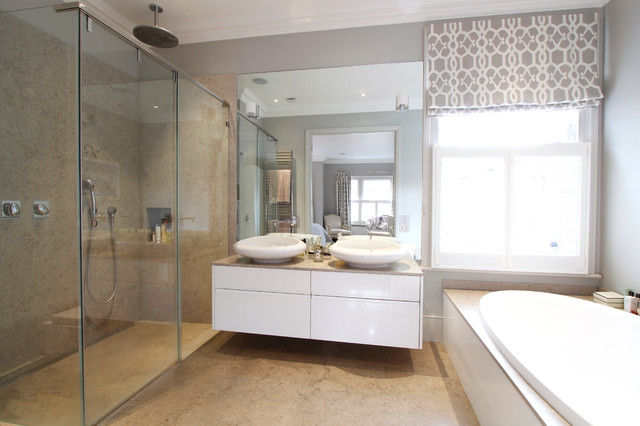 Bathroom Fulham By Design2finish Contemporary