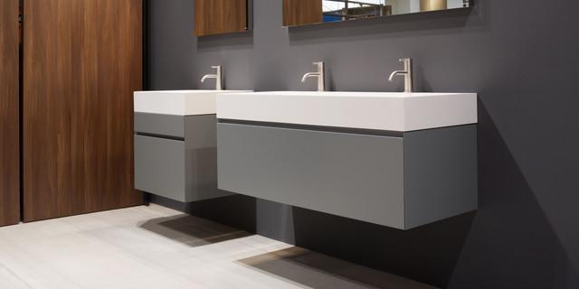 Bathroom Furniture Gesto Collection By