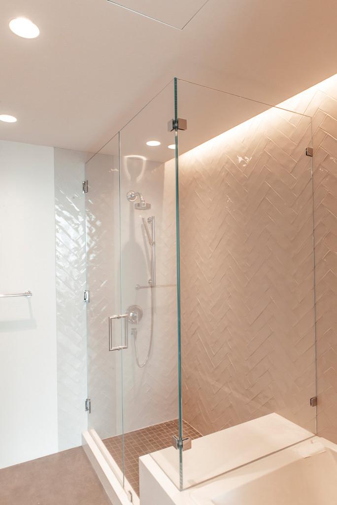Bathroom Glass Project
