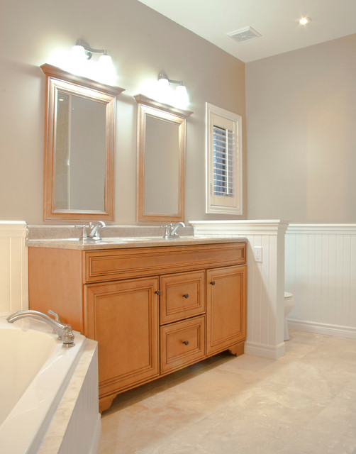 Bathroom Traditional Bathroom Toronto By Hartley Custom Construction
