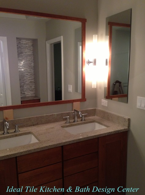 Bathroom Transitional Bathroom Dc Metro By Ideal