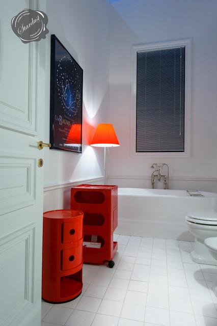 Bathroom Ideas: a Closer Look at two Modern Bathroom Cabinets traditional-bathroom