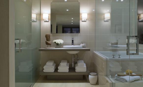 Spa Bathroom Ideas | Bathroom Ideas For A Spa Bath Modern Bathroom