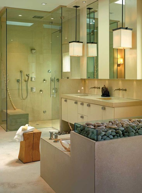 Bathroom Ideas contemporary-bathroom