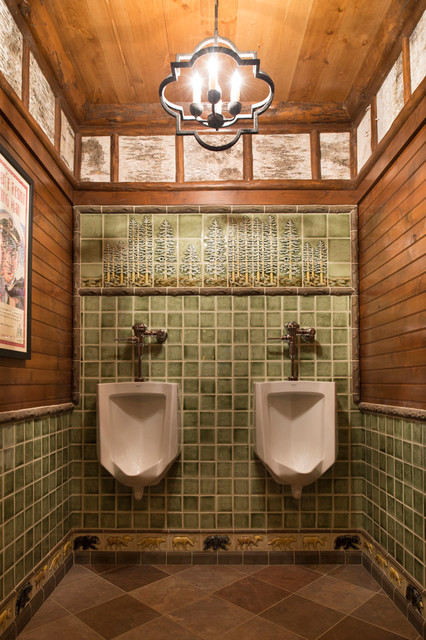 Bathroom ideas craftsman bathroom portland by - Arts and crafts style bathroom design ...