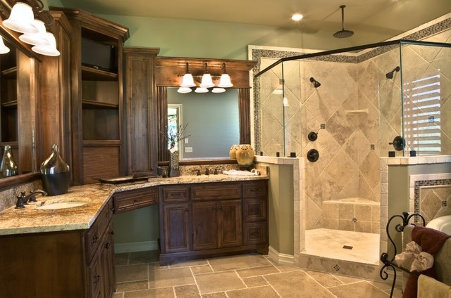 Bathroom ideas mediterranean bathroom houston by for Bathroom ideas houston