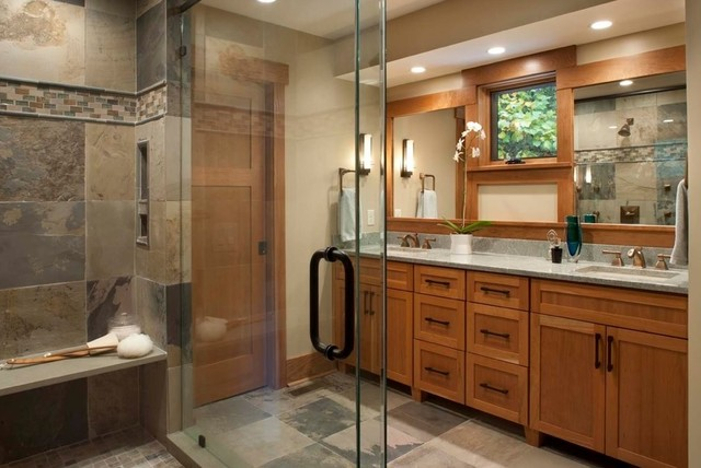 Bathroom ideas contemporary bathroom houston by for Bathroom ideas houston