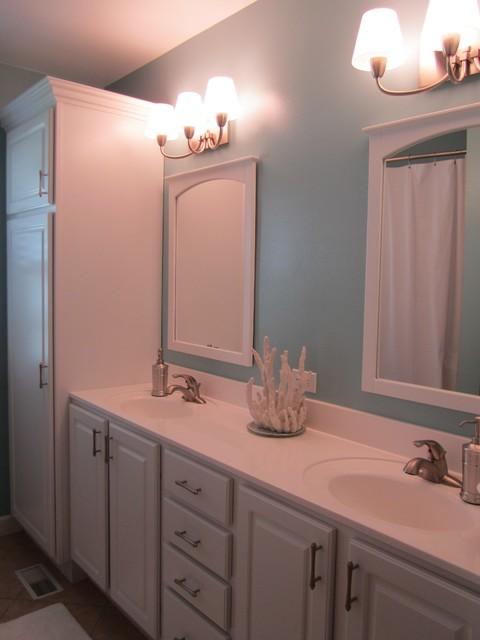Bathroom Traditional Bathroom Chicago By West Side Lumber Ace Kitchen Bath Design Center