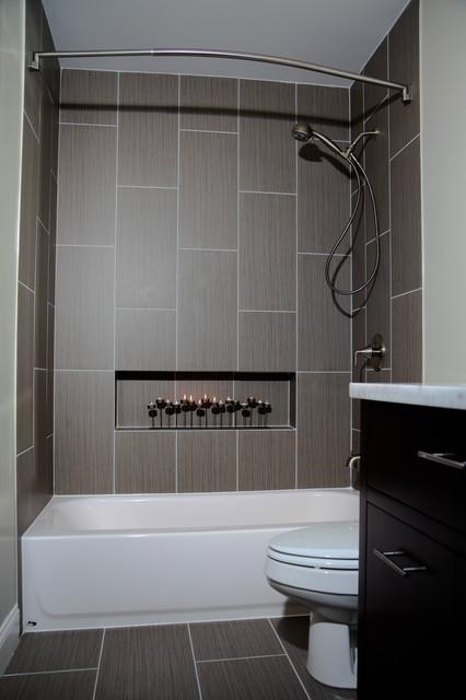 Bathroom in Baltimore - Modern - Bathroom - Baltimore - by KT tile