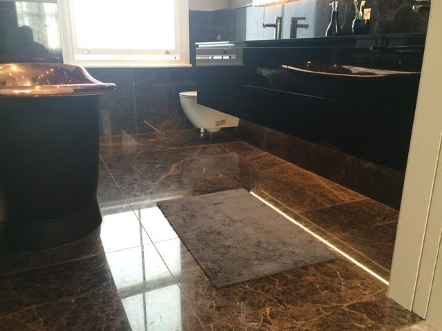 Emperador Marble Bathroom together with volgabluegranite together with Modern Linear House Design additionally 492299802992987856 together with Bathroom Floor Tiles Non Slip. on dark emperador bathroom design ideas