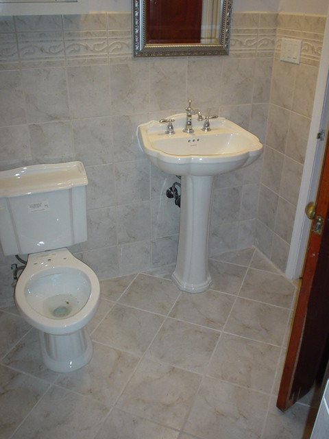 Cool New Providence NJ Bath 3  Traditional  Bathroom  New York  By