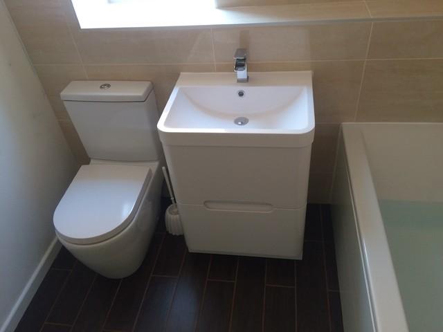 Bathroom in northampton for Bathroom design northampton