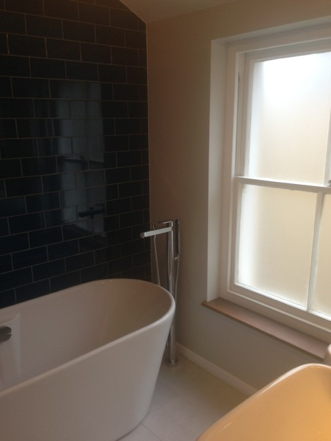 Bathroom installation modern bathroom london by for 0 bathroom installation