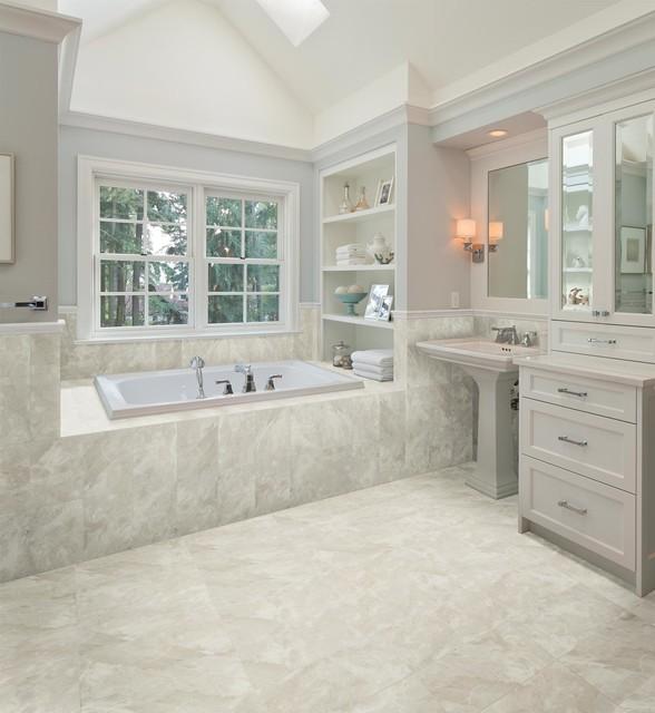 Traditional Bathroom Tile Ideas bathroom installations - traditional - bathroom - other -the
