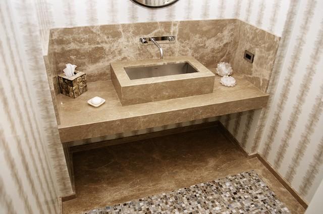 Bathroom Installations mediterranean-bathroom