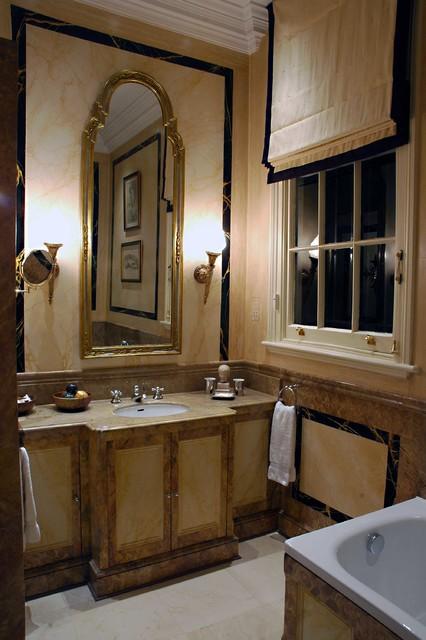 Bathroom interior design holland park london for Bathroom interior design london