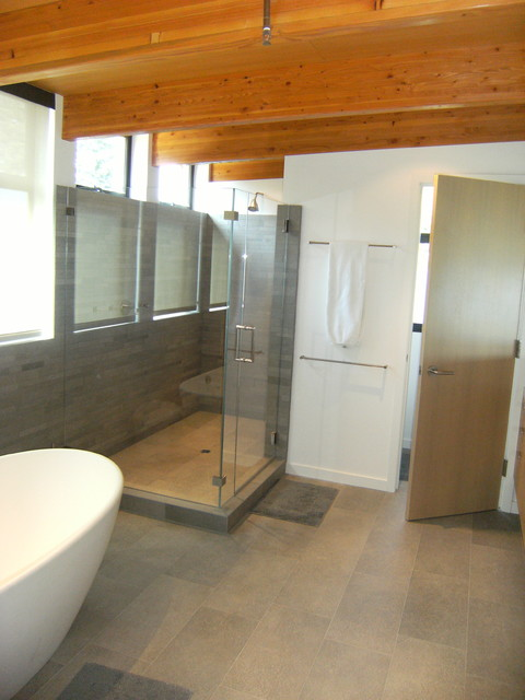 Contemporary contemporary bathroom