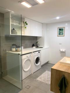 Bathroom Laundry Combination Ideas Photos