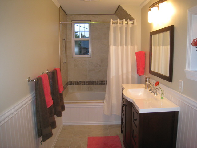 Bathroom Layout Change Windsor Ct Eclectic Bathroom New York By Irene Designs
