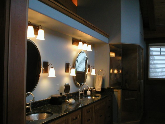 Bathroom Lighting Traditional Bathroom Other By