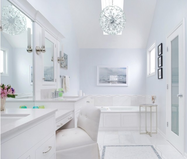 Excellent Nautical  Beach House Bathroom Vanity 3 Bulkhead Light Fixture