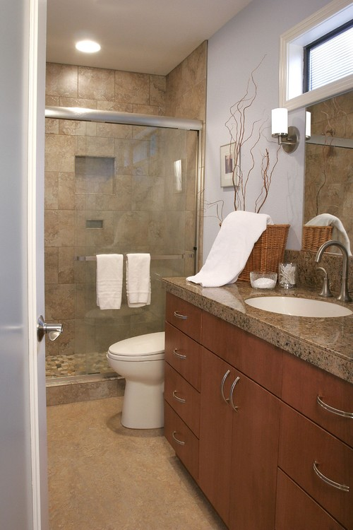 Great solution for a small space where did you find the for Find bathroom designs