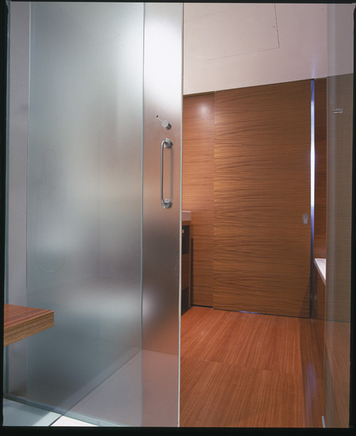 who is makes this glass pocket door or is it custom? thank you