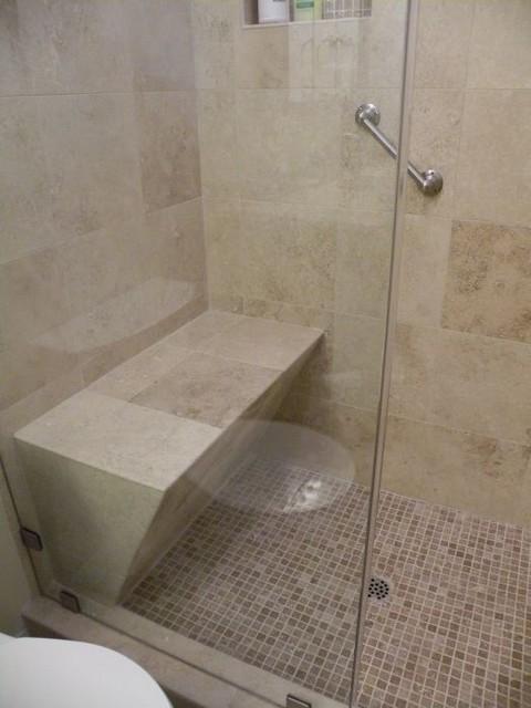 Bathroom makeover eclectic-bathroom