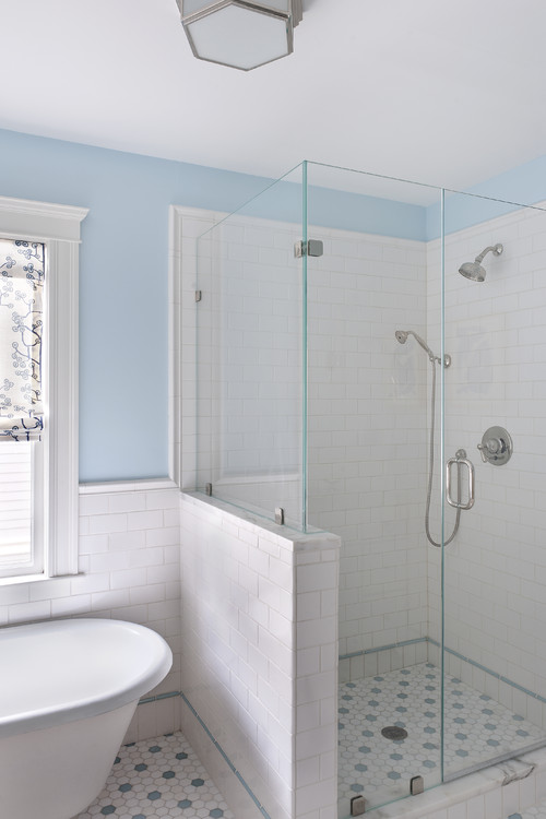 What size is the shower stall? What is the minimum depth for a shower ...