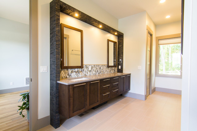 Bathroom Master Bath Cabinets And Vanities Modern Bathroom Other By