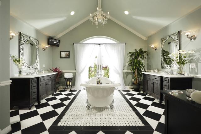 Bathroom Masterpiece traditional-bathroom