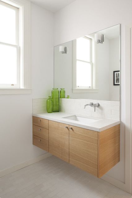 bathroom modern-bathroom