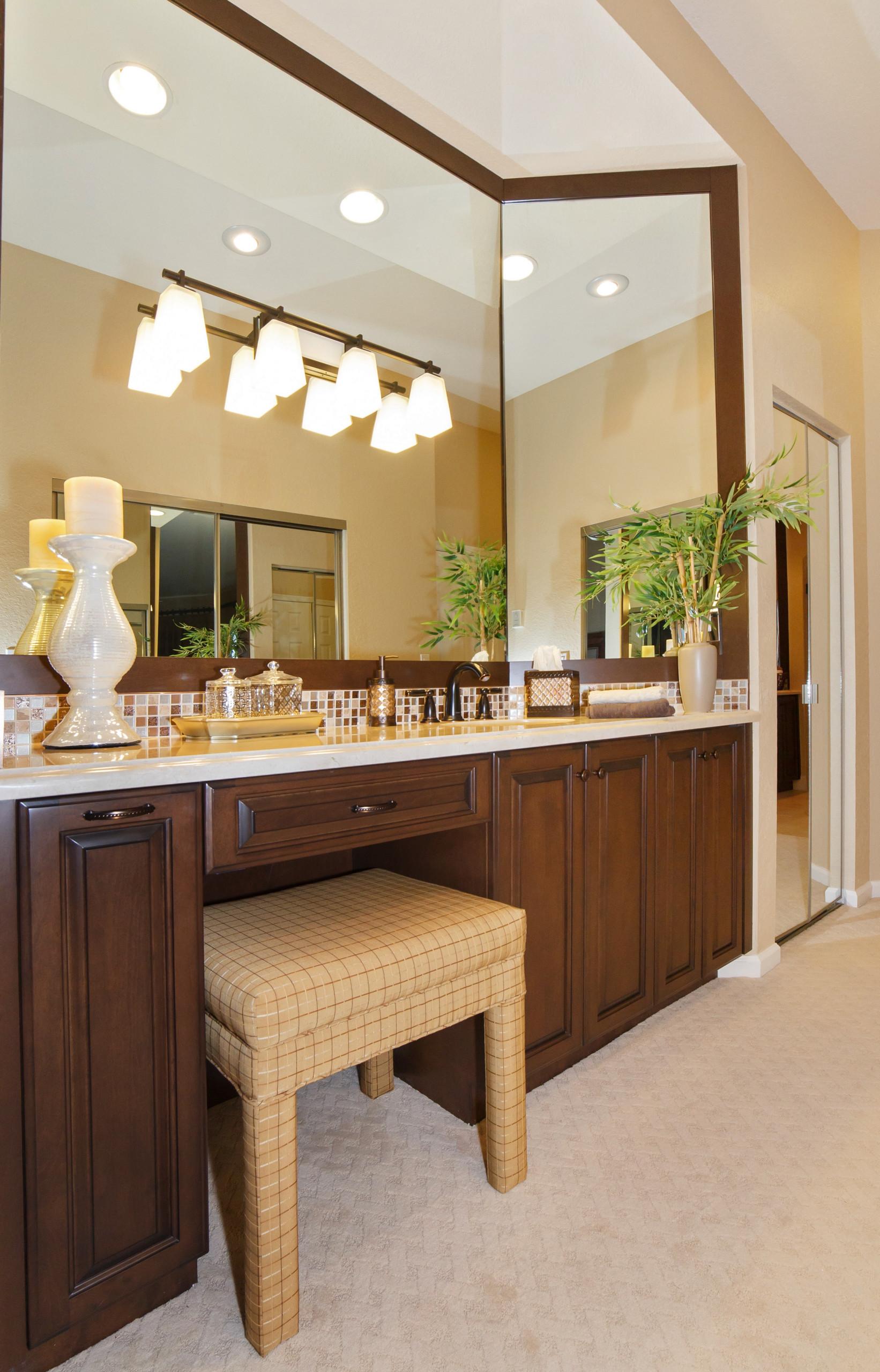 Bathroom Miracle Makeovers - Master Bath Vanity