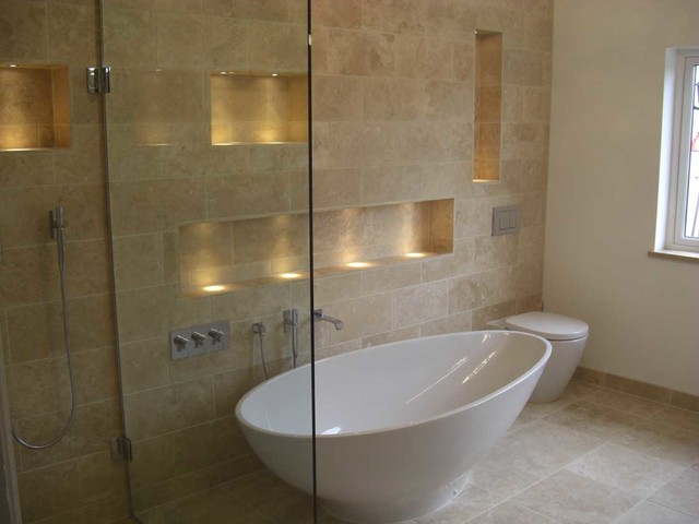 Bathroom north london modern bathroom london by for Bathroom design north london