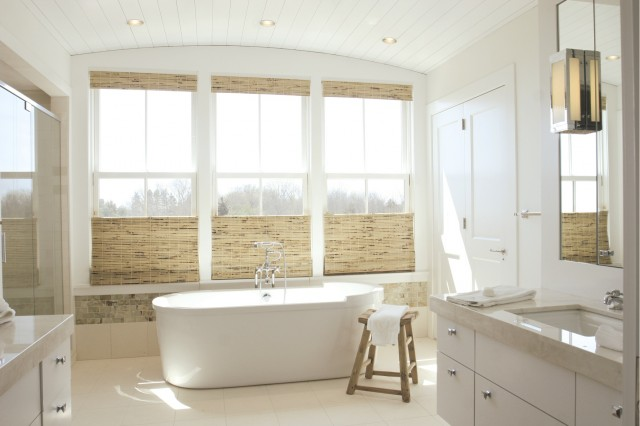 modern bathroom by Kate Jackson Design