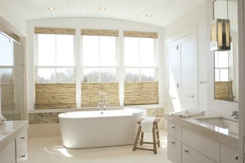 Bottom up - Window treatments