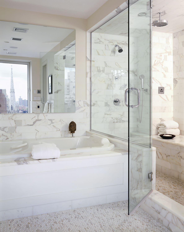 Calacatta Bathroom Houzz