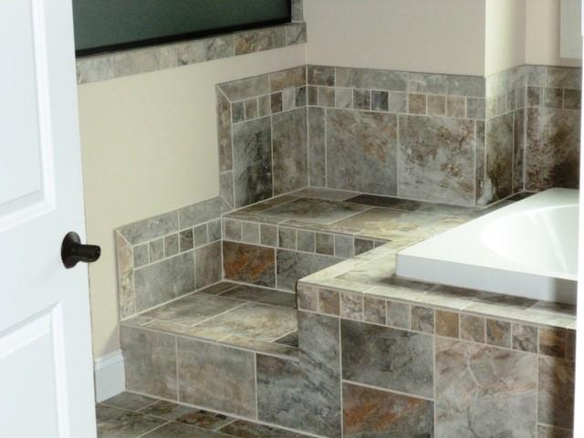 bathroom portfolio traditional bathroom - Bathroom Tiles Kendal
