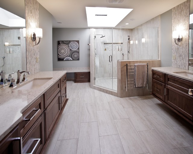 Bathroom Projects - Contemporary - Bathroom - milwaukee ...