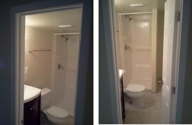 Bathroom projects traditional-bathroom
