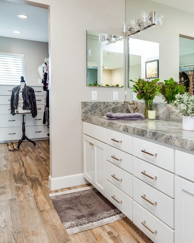 Bathroom Projects - Transitional - Bathroom - Sacramento ...