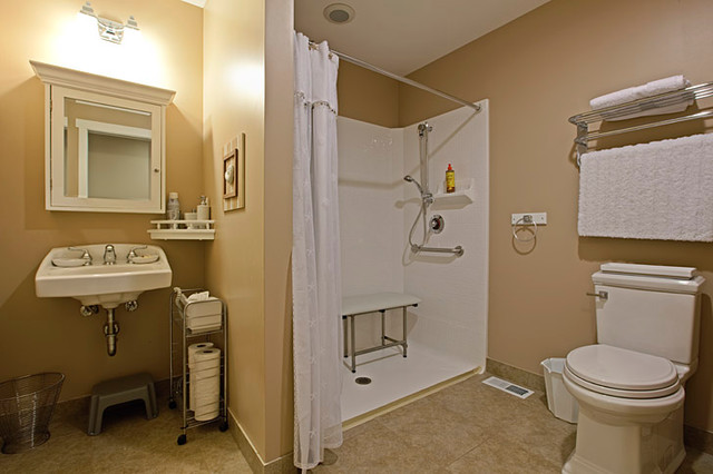 Bathroom Projects - Traditional - Bathroom - seattle - by RO ...