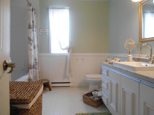 Bathroom redesign remodel for Bathroom redesigns