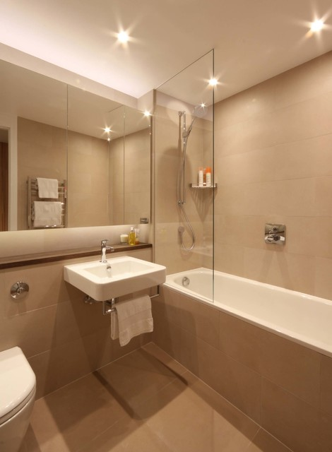 Bathroom redesign vauxhall london contemporary for Bathroom design ltd