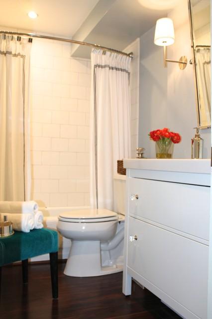 Bathroom Redo/ E Design traditional-bathroom