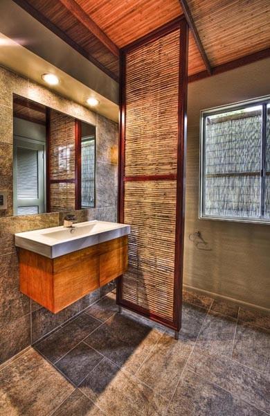 Bathroom remodel tropical-bathroom