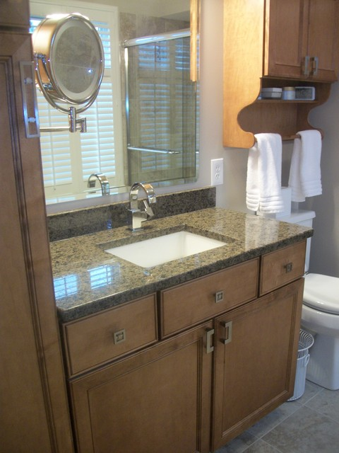 Bathroom Remodel Akron Oh 1 Traditional Bathroom Cleveland By Cabinet S Top