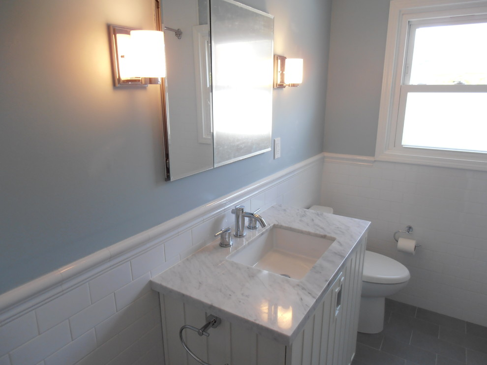 Bathroom remodel and Laundry Closet creation - Bathroom ...